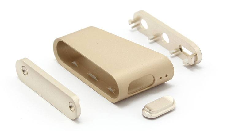 SLASH-R3 세련된 디자인 알루미늄 바디로 고급스러운 재질감과 세련된 외관을 보여줍니다