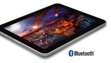 태블릿PC 영화감상, 블록버스터 영화를 웅장한 사운드로 감상할 수 있습니다. bluetooth audio receiver SLASH-R