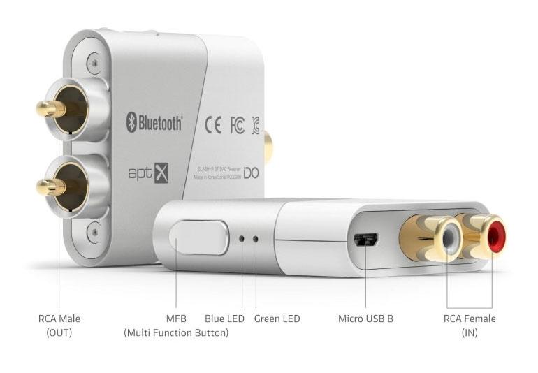 SLASh-T 한 개의 버튼과 두개의 LED로 쉽고 편리하게 사용할 수 있습니다
