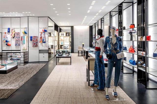 청담동 Chanel flagship store